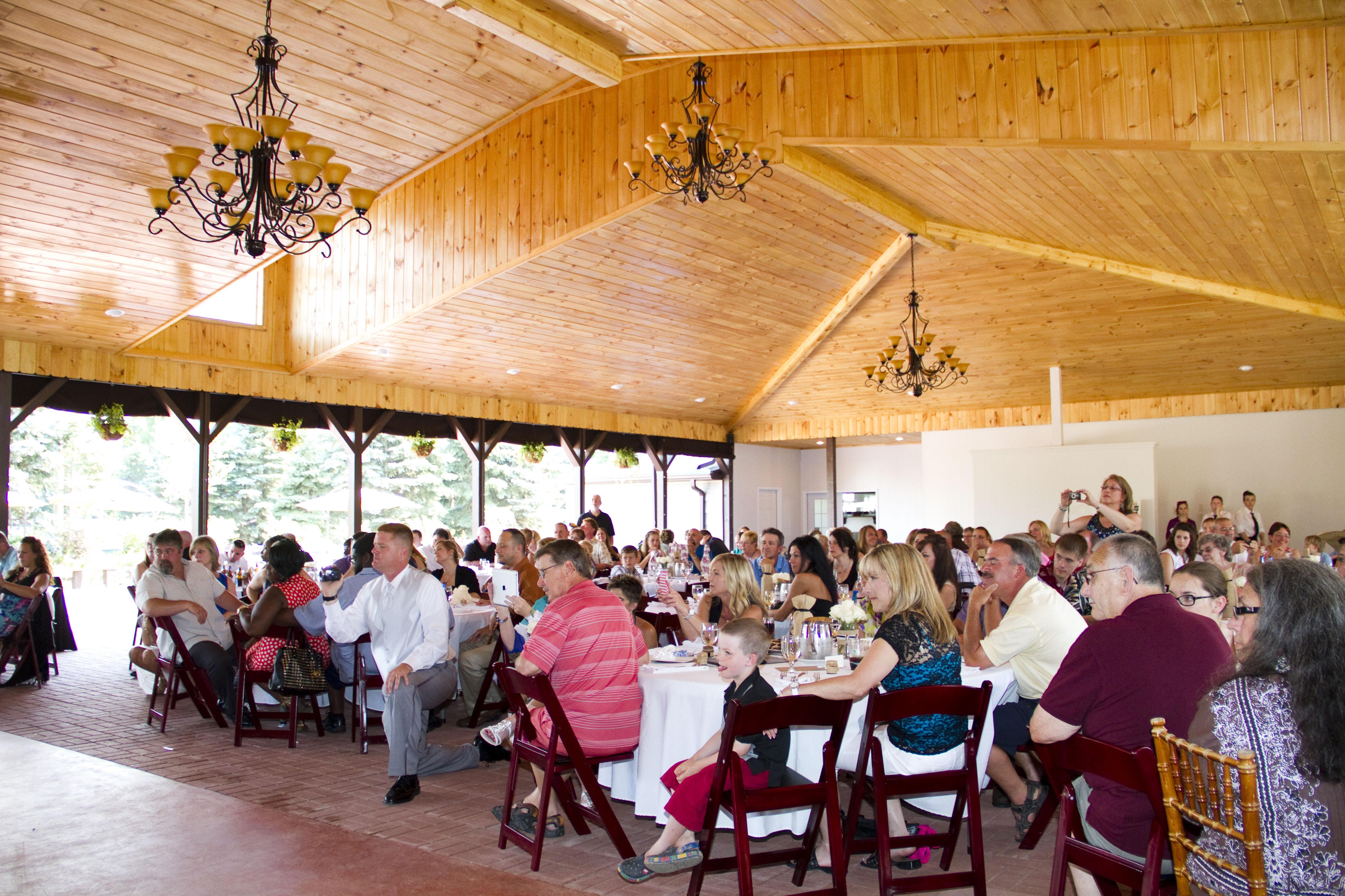 vineyard wedding favor