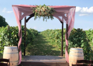 outdoor wedding reviews